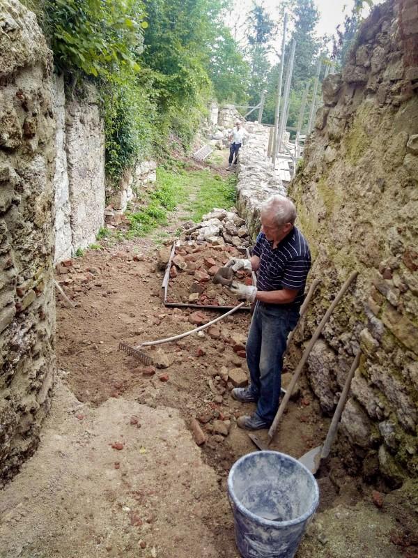 Ausgrabungen 2018