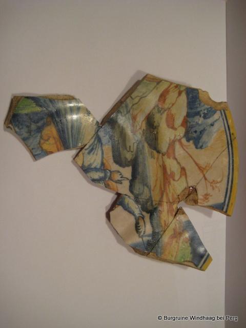 Kleines Teller-Fragment