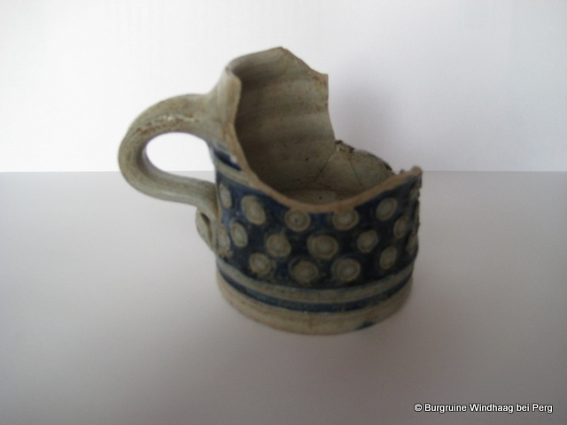 Steinzeug-krügerl (Humpen)