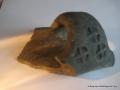 Gefäß-Fragment mit Hafnermarke