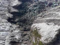 Anschlussmauer Südseitiges Rondell
