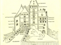 Altes Schloss Windhaag 1649