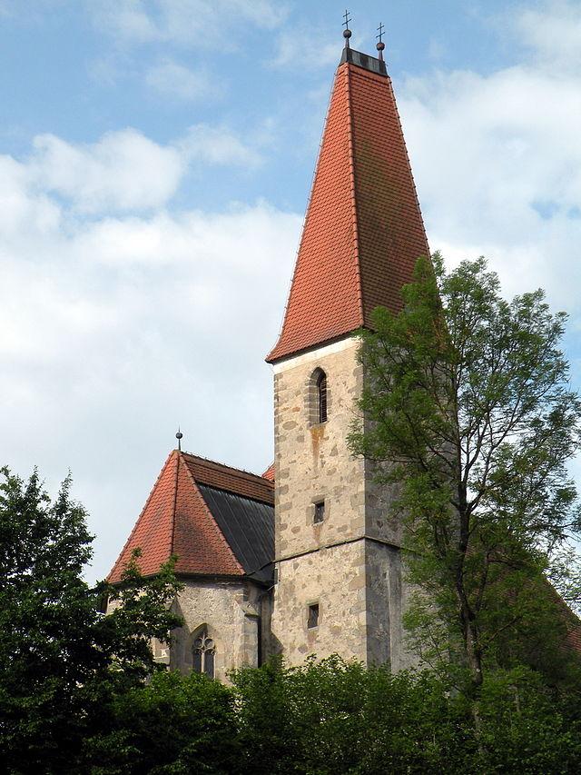 Filialkirche von Altenburg