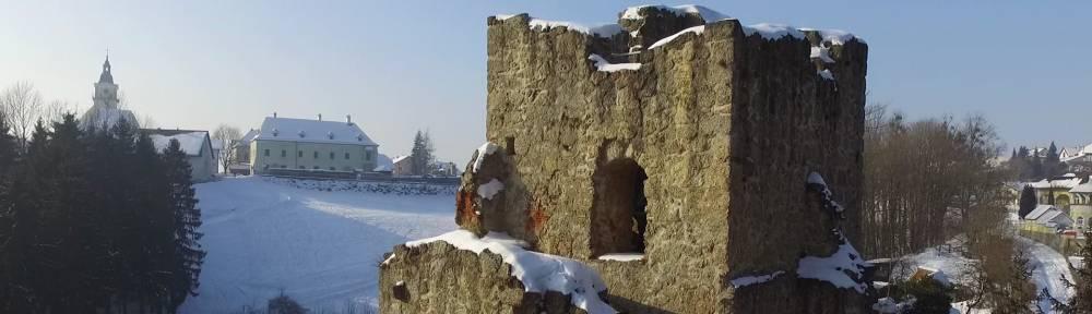 Burgruine Windhaag bei Perg