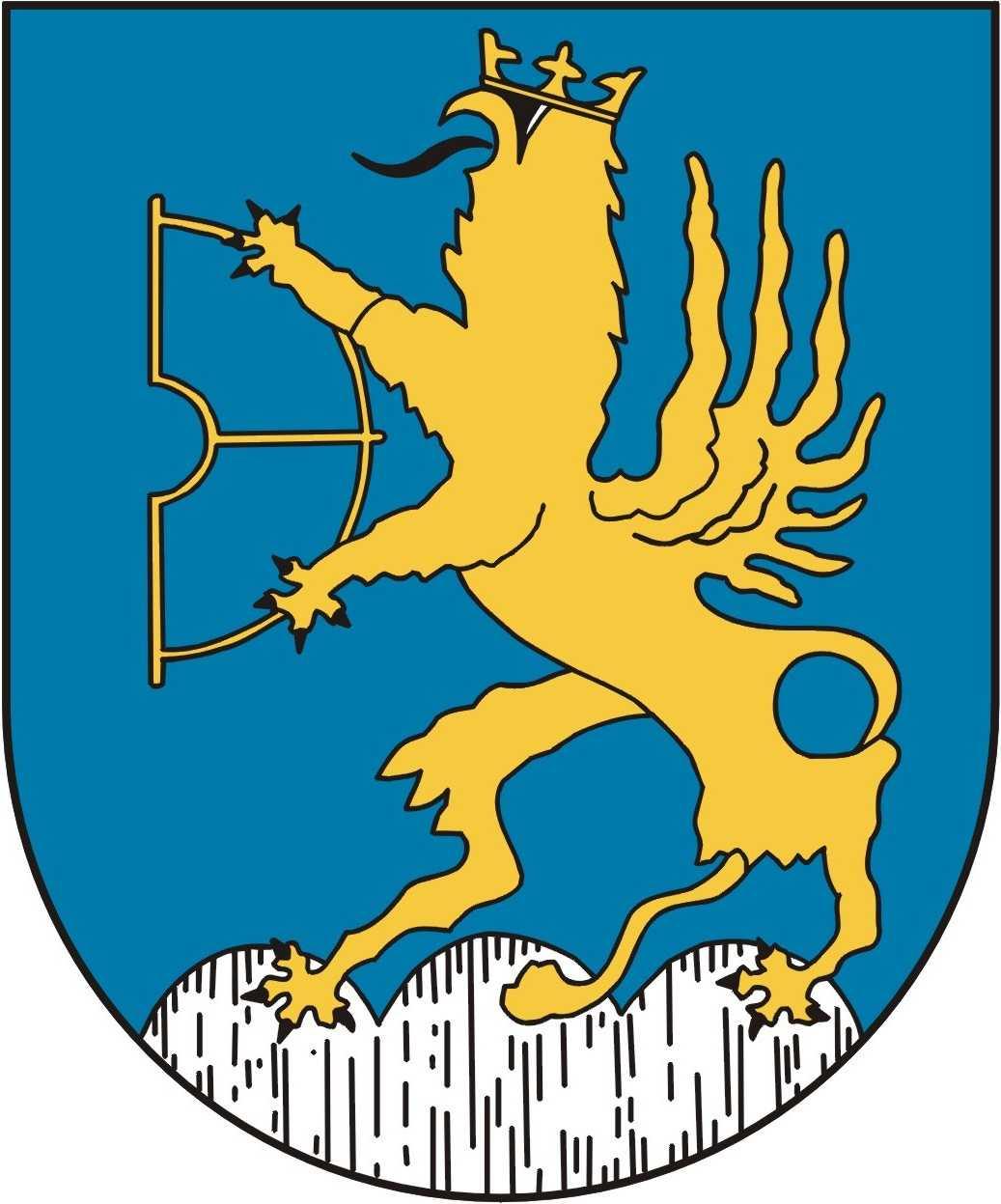 Aktuelles Wappen der Gemeinde Windhaag