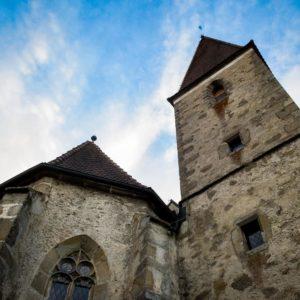 Bild von der Filialkirche Altenburg