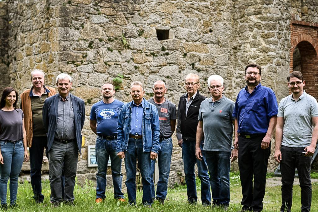 Arbeitsgruppe Burgruine Windhaag